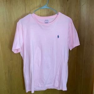Men's Ralph Lauren POLO Pink T-Shirt